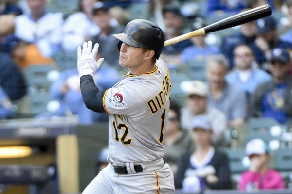 The Sudden Transformation of Corey Dickerson