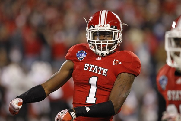 2013 NFL Draft: David Amerson Scouting Report