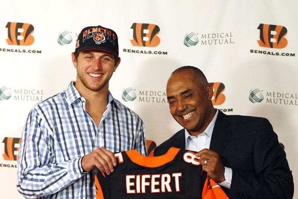 Grading the Cincinnati Bengals 2013 Draft