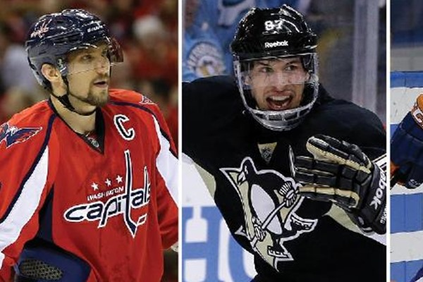 NHL 2013: Hart Trophy Finalists