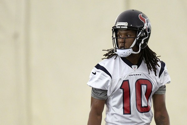 Fantasy Football Rookie Profile: DeAndre Hopkins