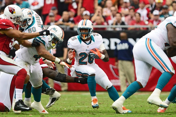 2013 Fantasy Football Team Preview: Miami Dolphins