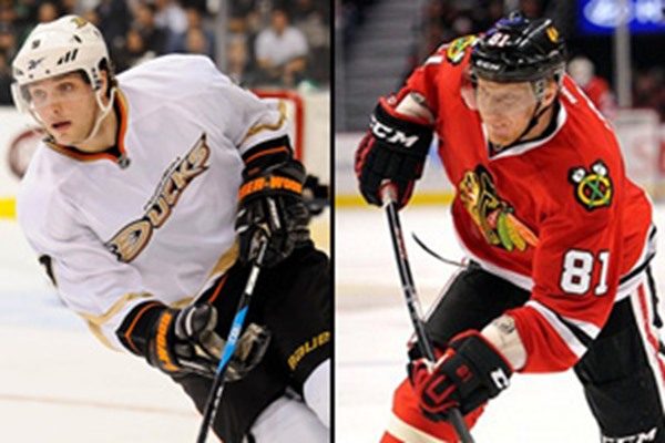 Versus Series: Wing Selection-Bobby Ryan vs. Marian Hossa
