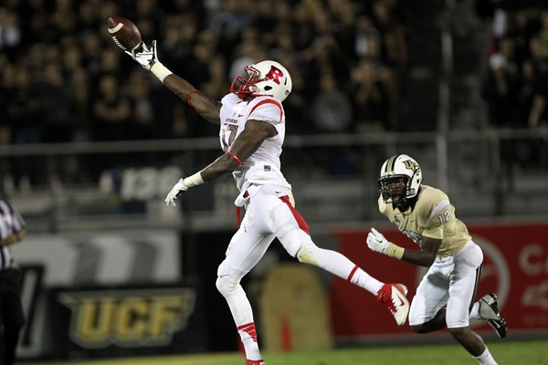2014 NFL Draft: Brandon Coleman Scouting Report