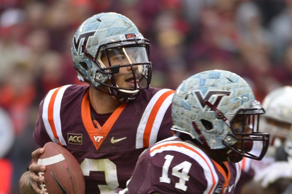 2014 NFL Draft: Logan Thomas Scouting Report