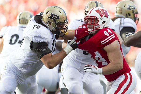 2014 NFL Draft: Chris Borland Scouting Report