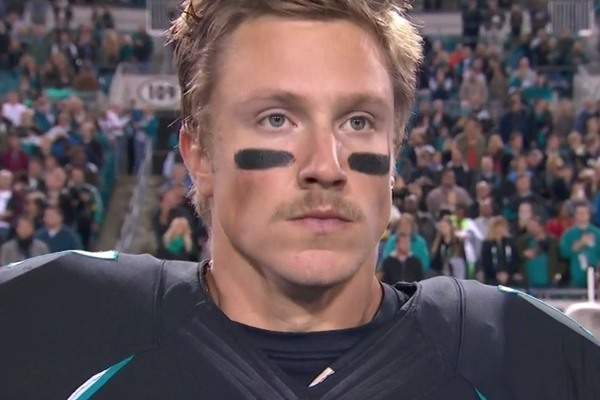 Blaine Gabbert traded to 49ers for Sixth-Round Pick