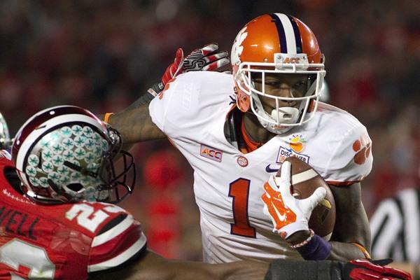 2014 NFL Draft: Martavis Bryant Scouting Report