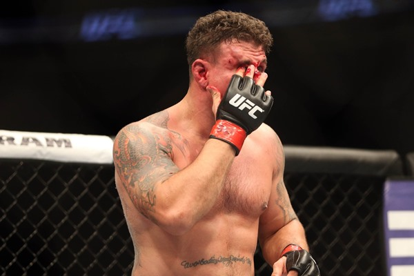 Following Brutal KO Loss, 'Big Nog' Still Wants Trilogy Fight with Frank Mir