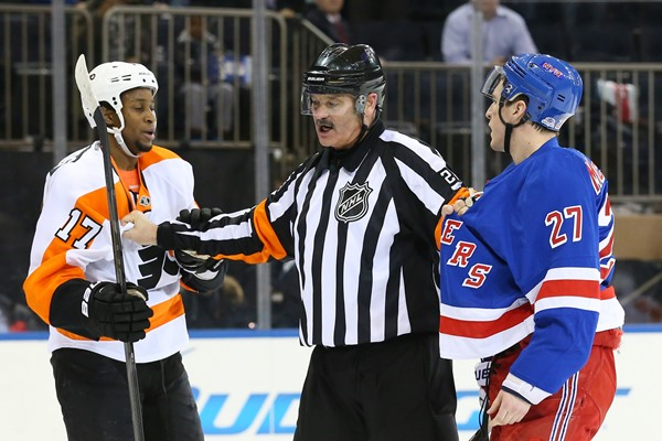 NHL Stanley Cup Playoffs 2014: New York Rangers vs. Philadelphia Flyers Preview