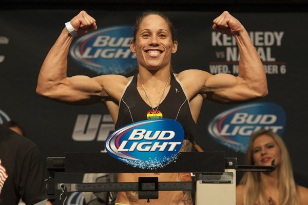 Liz Carmouche: Gina Carano Won't Last 10 Seconds with Ronda Rousey