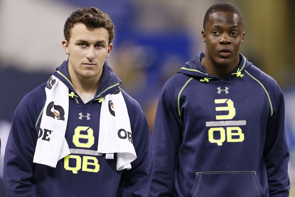 Final 2014 NFL Draft Positional Rankings: The Quarterbacks