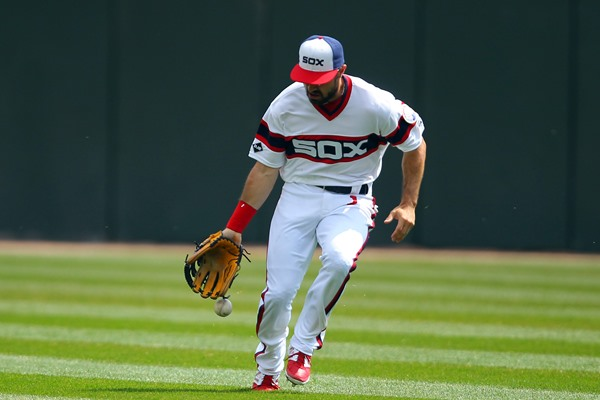 Fantasy Baseball: White Sox Outfield Situation