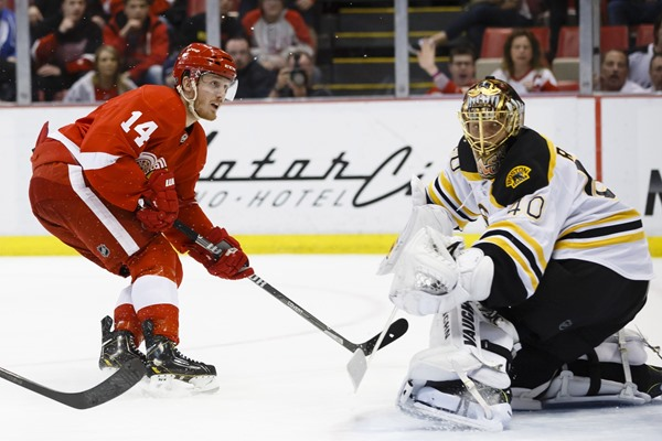 NHL Stanley Cup Playoffs 2014: Boston Bruins vs. Detroit Red Wings Preview