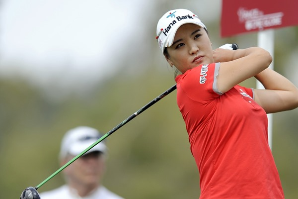 Korean Women Dominate Leaderboard at LPGA Lotte Championship
