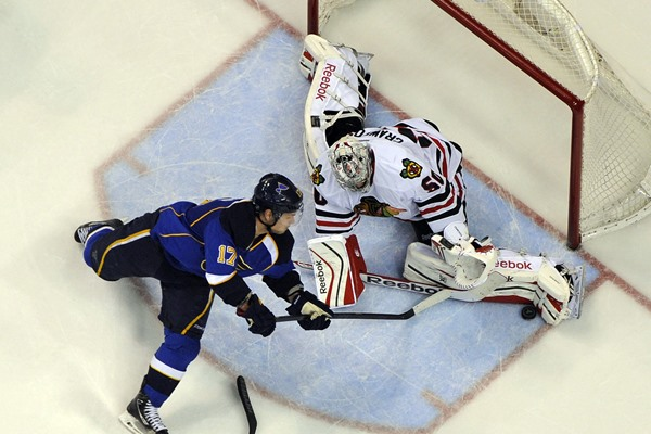 NHL Stanley Cup Playoffs 2014: Chicago Blackhawks vs. St. Louis Blues