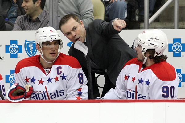 NHL 2013-14: How to Fix the Washington Capitals