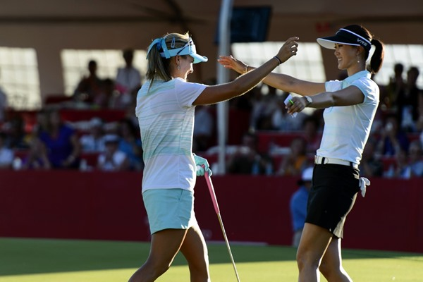 Michelle Wie Wins LPGA Lotte Championship in Hawaii