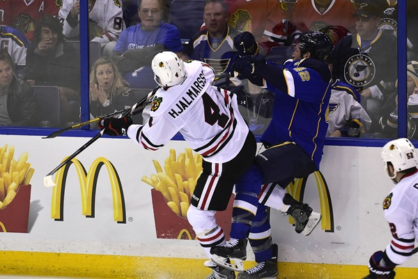 NHL Stanley Cup Playoffs 2014: Five Takeaways From the St. Louis-Chicago Series