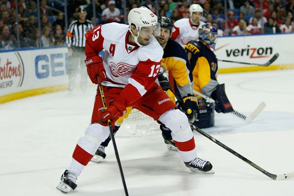 NHL Playoffs: Five Takeaways from the Red Wings-Bruins Series