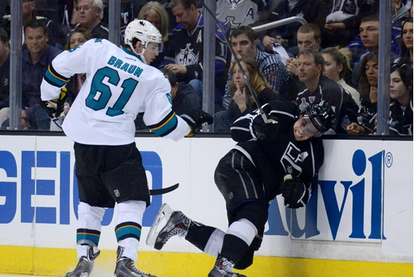 NHL Stanley Cup Playoffs 2014: Five Takeaways From the San Jose-Los Angeles Series