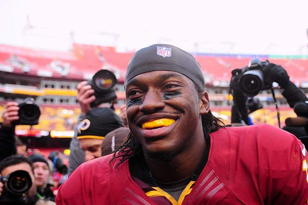 Robert Griffin III: Defining the Fantasy Quarterback of the Future