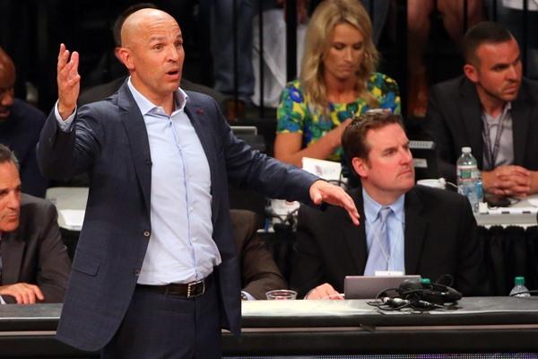 Jason Kidd and the Brooklyn Nets Saga