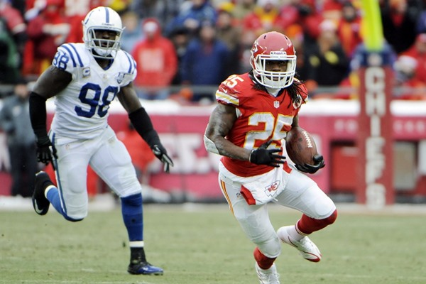 2014 Fantasy Football Preview: Kansas City Chiefs