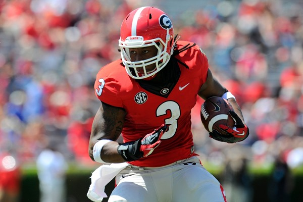 Ranking the Top 10 College Running Back Heading Into 2014