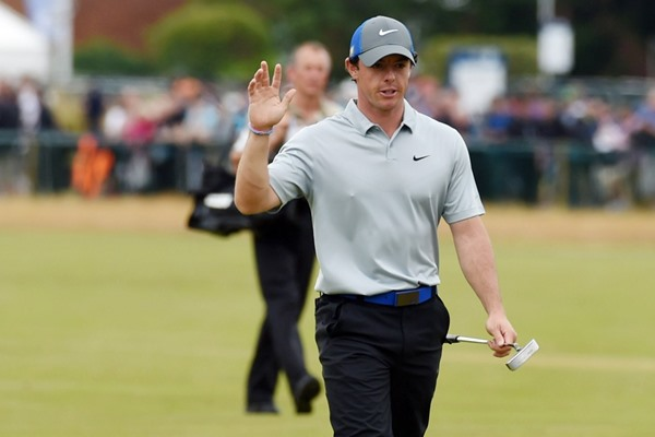 Rory McIlroy Increases His Lead at The Open Championship