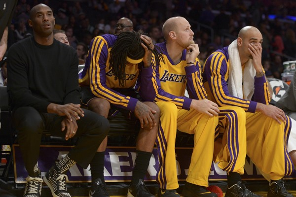 Will the Los Angeles Lakers be Relevant in the West