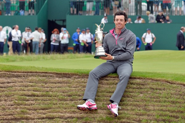 The Open: Rory McIlroy Wins At Hoylake To Join The Legends Of The Game