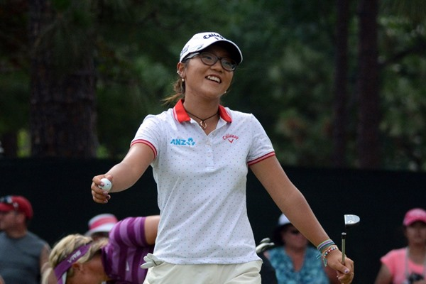 Rookie Lydia Ko Wins Marathon Classic on LPGA Tour