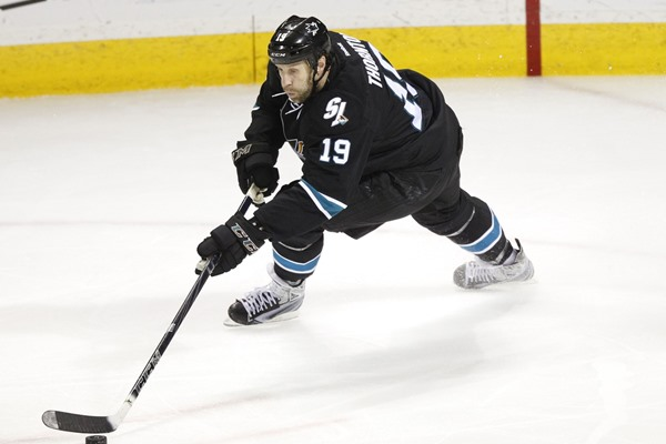 NHL Offseason 2014: Are the San Jose Sharks Better With or Without Joe Thornton?