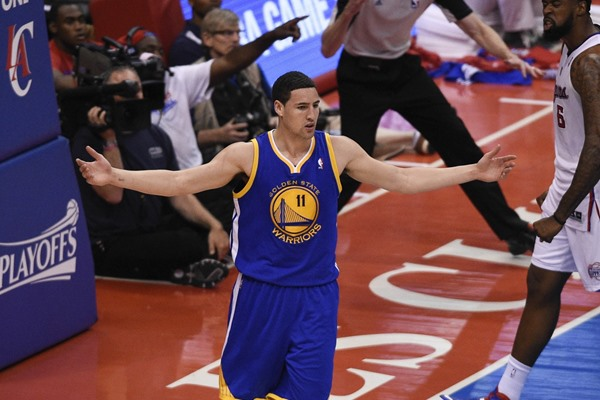 Should the Warriors Offer Klay Thompson for Kevin Love?