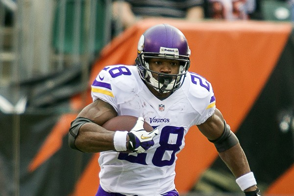 Is Adrian Peterson Set For Regression in 2014?