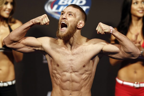 Dustin Poirier vs. Conor McGregor Official for UFC 178