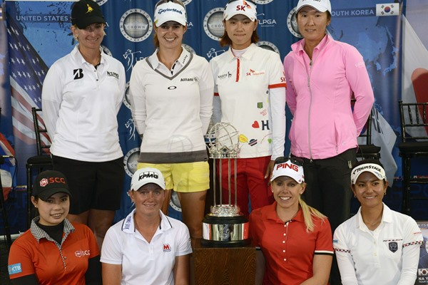 LPGA's International Crown Kicks Off On Thursday
