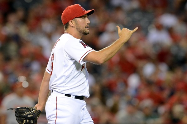 Did the Angels Give up too Much for Huston Street?