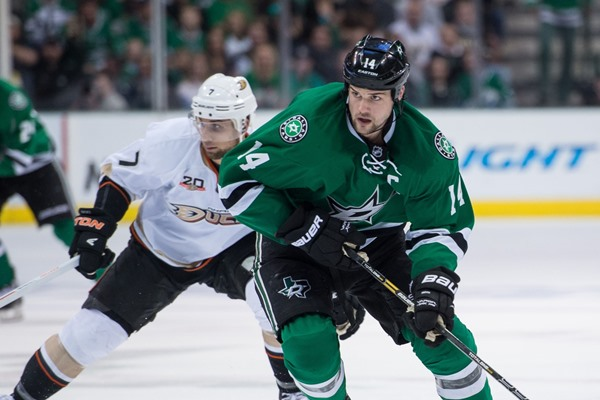 Top Five Dallas Stars Fantasy Options