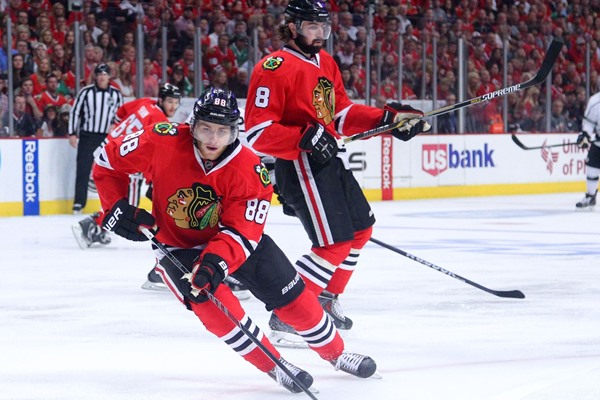 Top Five Chicago Blackhawks Fantasy Hockey Options