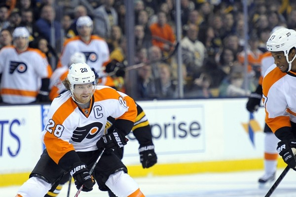 Fantasy Hockey 2014-15: Top Five Fantasy Options For Philadelphia Flyers