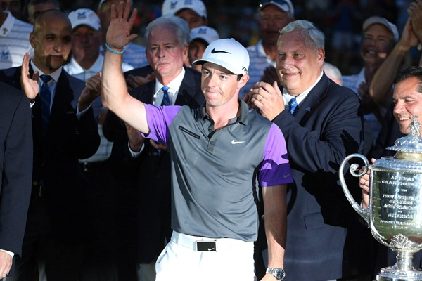 """Rory McIlroy's Win at the PGA Championship Makes Him """"The Man"""" in Golf"""