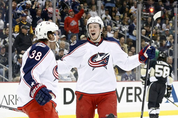 NHL 2014-2015: Columbus Blue Jackets Preview