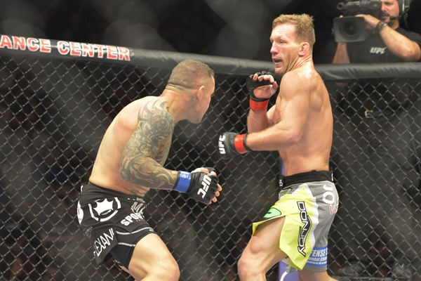 Despite Losing 4 of Past 5 Fights, Manager Says Gray Maynard Will Fight Again