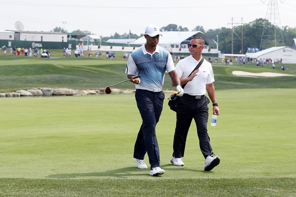 Tiger Woods Splits With Swing Coach Sean Foley