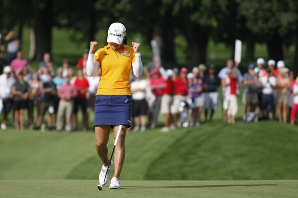 So Yeon Ryu Wins & Inbee Park Draws Closer To No. 1 Stacy Lewis