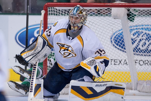 NHL 2014-2015 Preview: Nashville Predators