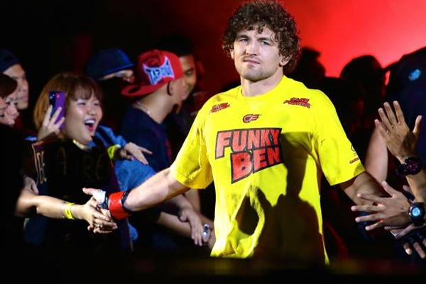 Dana White Open to Ben Askren in the UFC One Day, 'Funky' Responds