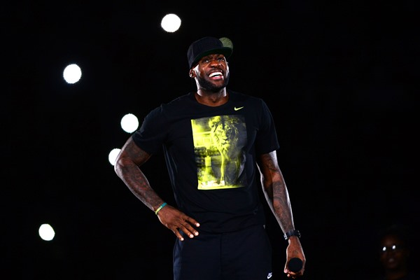 NBA Fantasy - Where Does LeBron James Rank